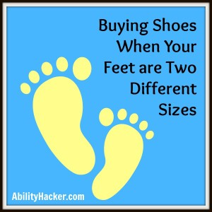 Places That Will Sell Two Different Shoe Sizes